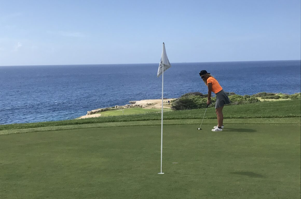 Kan jij wel met je partner golfen?